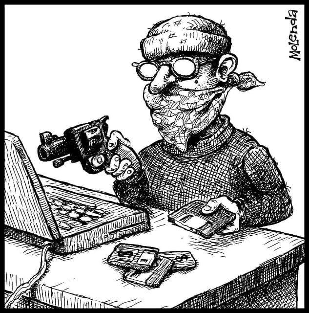 Internet Bank Robbery
