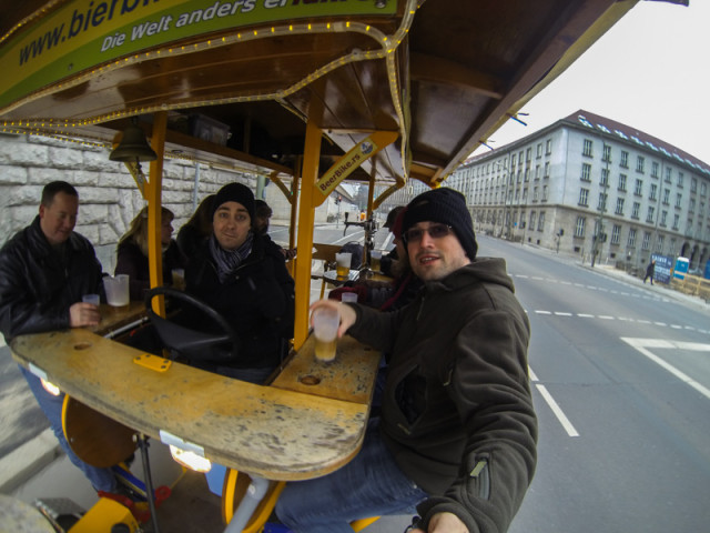 Beer Biking in Berlin