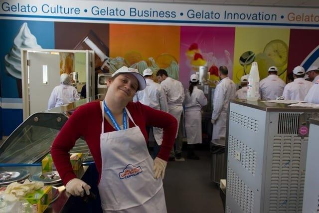 Carpigiani Gelato University