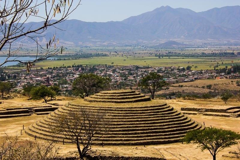 Guachimontones Pyramids