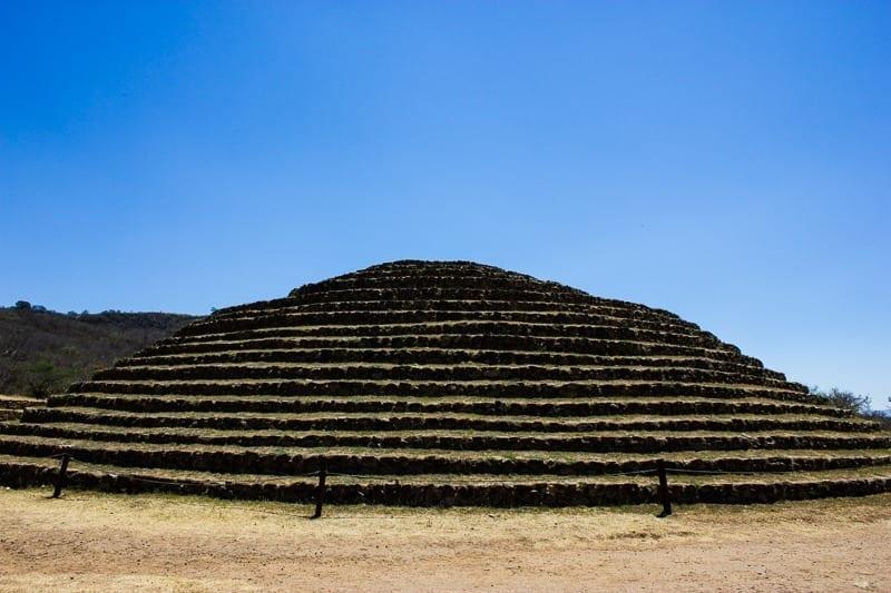 Guachimontones Pyramids-9